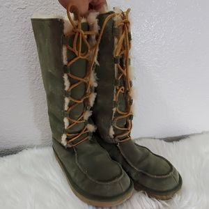 UGG Whitley tall boots size 9
